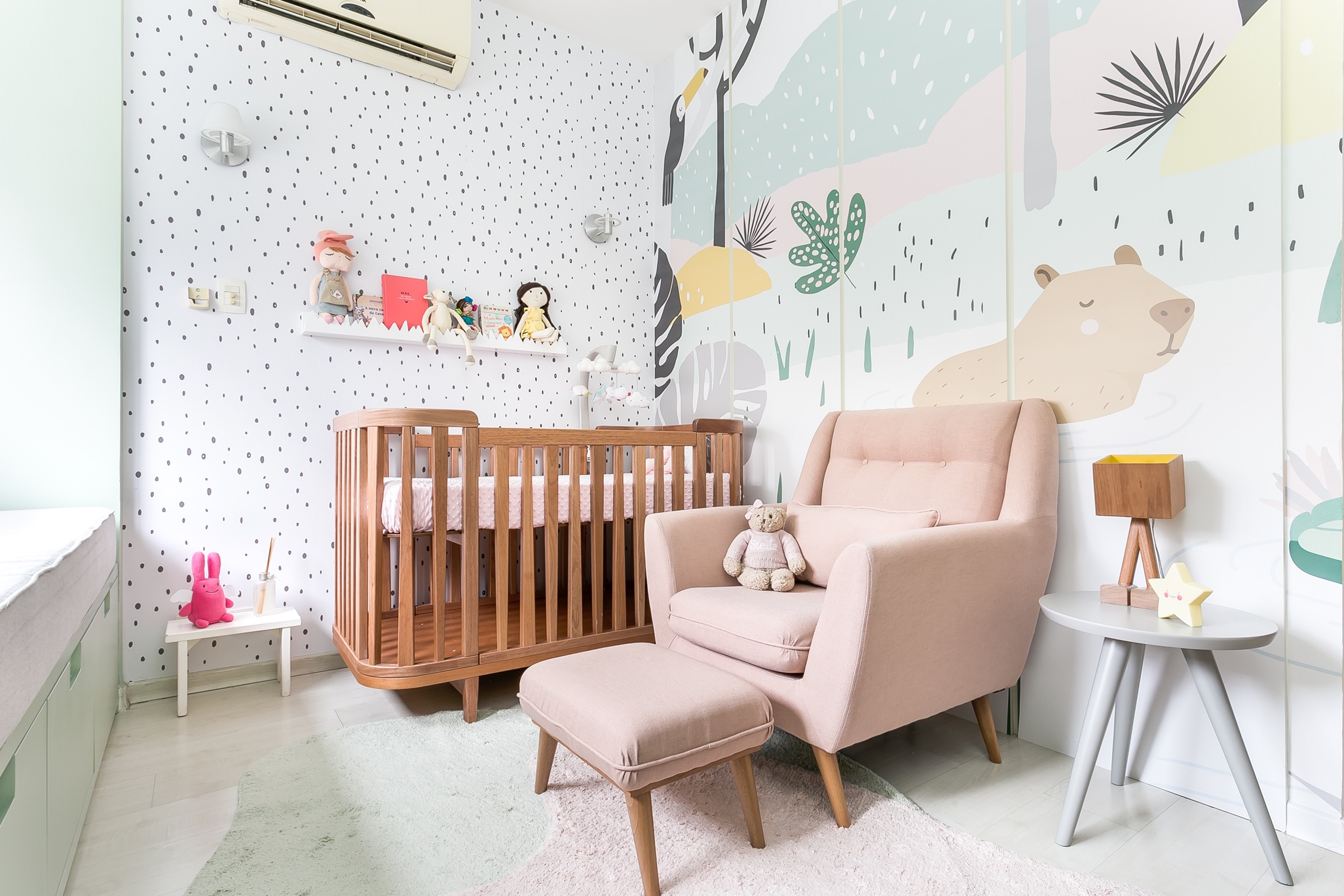 IMG 5179 - A Beautiful Baby Girl Bedroom, by Luiza Souza from Vogue