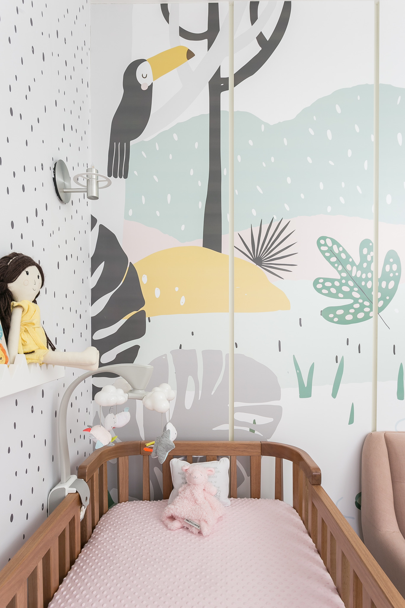 IMG 5703 - A Beautiful Baby Girl Bedroom, by Luiza Souza from Vogue