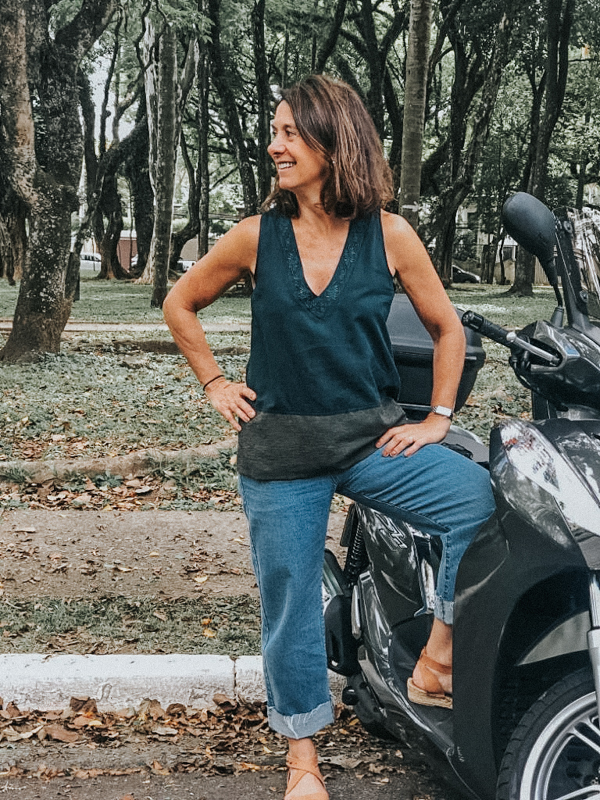 gentil tratadas 2 - Week of Outfits by Cris e Isa Gentil