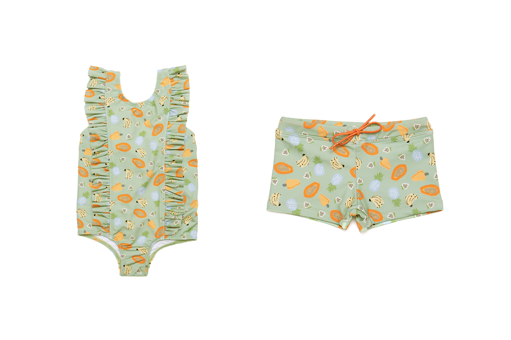 pingo 02 - The Cutest Kids Beachwear by Pingo