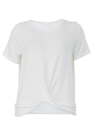 gap blusa torcao off white 304x441 - Blusa GAP Torção Off-White