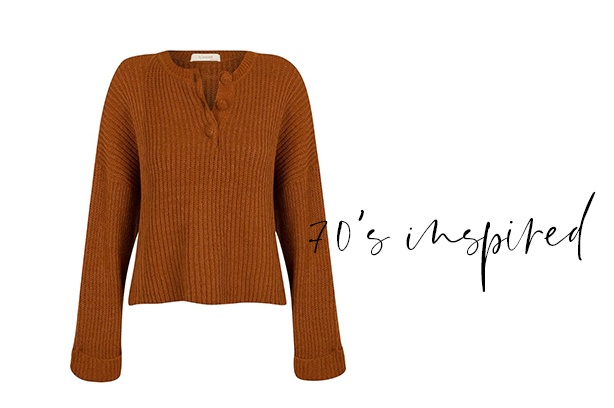 70 inspired 1 - Sweater Guide: 7 Sweaters que eu amo ter no meu closet