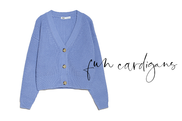 fun cardigans 1 - Sweater Guide: 7 Sweaters que eu amo ter no meu closet