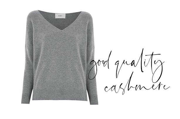 good quality cashmere 1 - Sweater Guide: 7 Sweaters que eu amo ter no meu closet