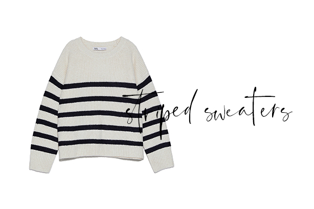 striped sweaters 1 - Sweater Guide: 7 Sweaters que eu amo ter no meu closet