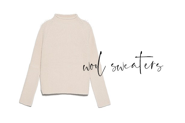 wool sweaters 1 - Sweater Guide: 7 Sweaters que eu amo ter no meu closet