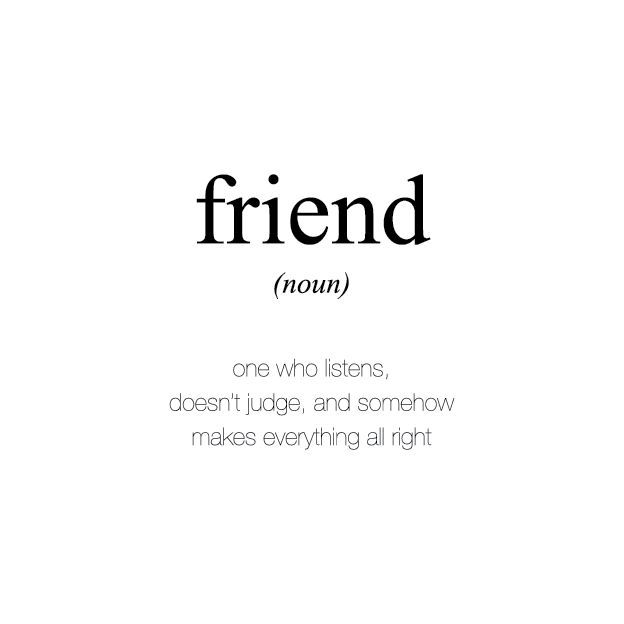 What Is Friend - Our Team's Little Joys of the Week