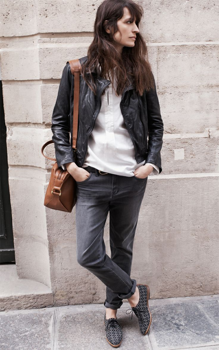 caroline de maigret for madewell 3 - O Power Suit Branco de Kamala Harris e Sua Pussy-Bow Blouse