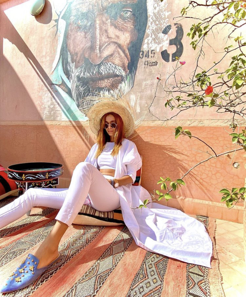 IMG 3670 - Fashion Dispatch from Morocco: We need to fight for girls' access to education!!