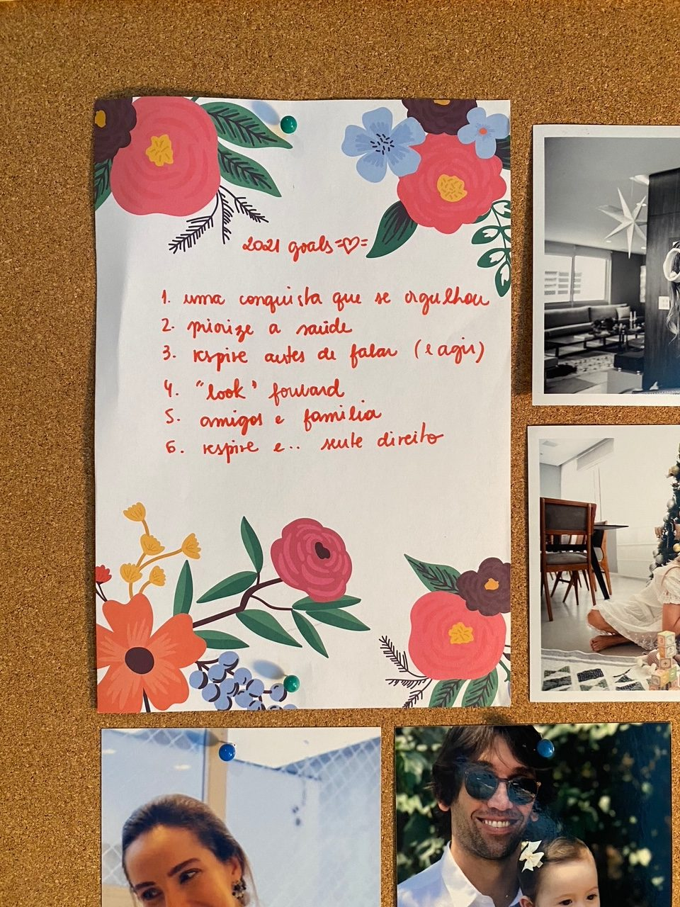 IMG 5342 rotated - Office Tour: Bibi Schick's Cozy-Green Home Office