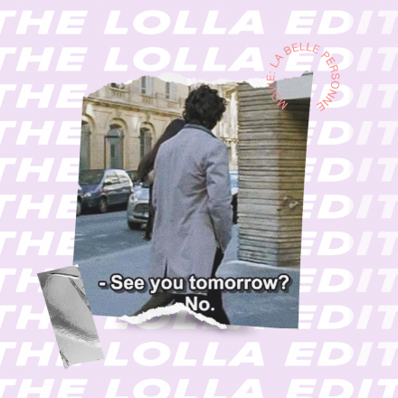 The Edit: What Lolla Editor's Are Reading