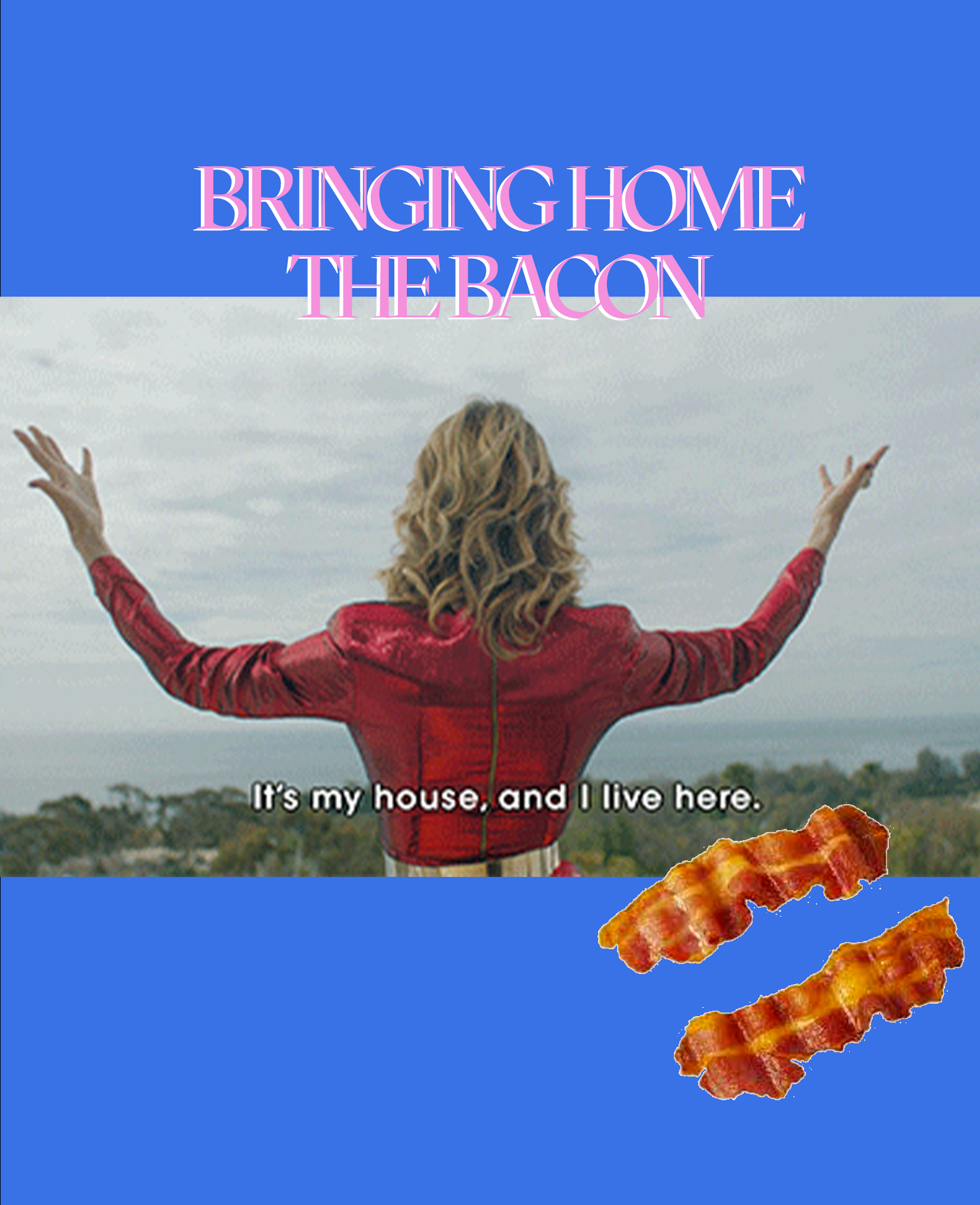 bacon MONTH - March Theme