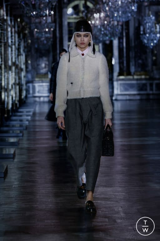 dior aw21 look 21 e89bbe - Paris Fashion Week and an Invitation to Release Dopamine