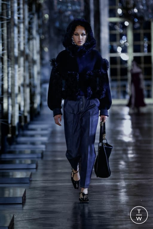 dior aw21 look 29 253c57 - Paris Fashion Week and an Invitation to Release Dopamine