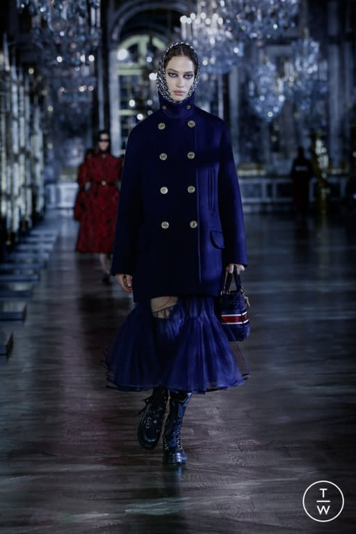dior aw21 look 34 53fecd - Paris Fashion Week and an Invitation to Release Dopamine
