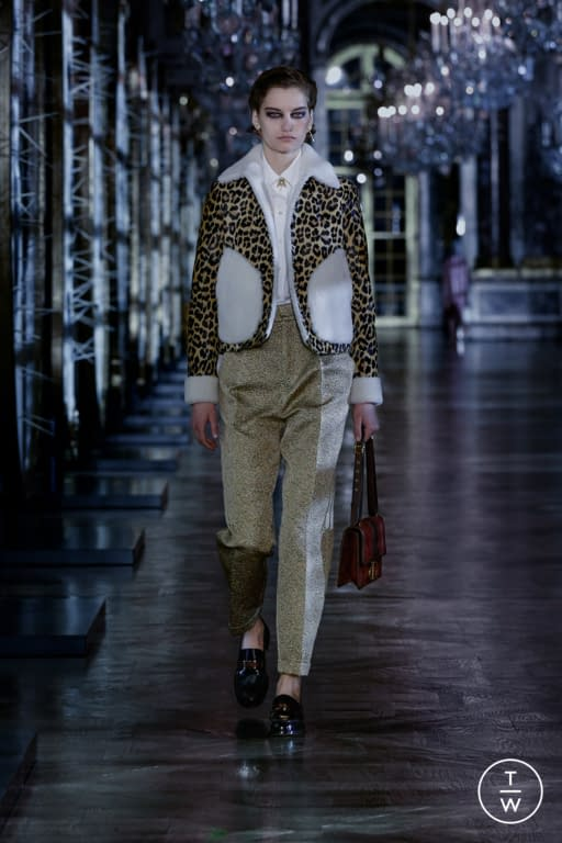 dior aw21 look 46 b21977 - Paris Fashion Week and an Invitation to Release Dopamine