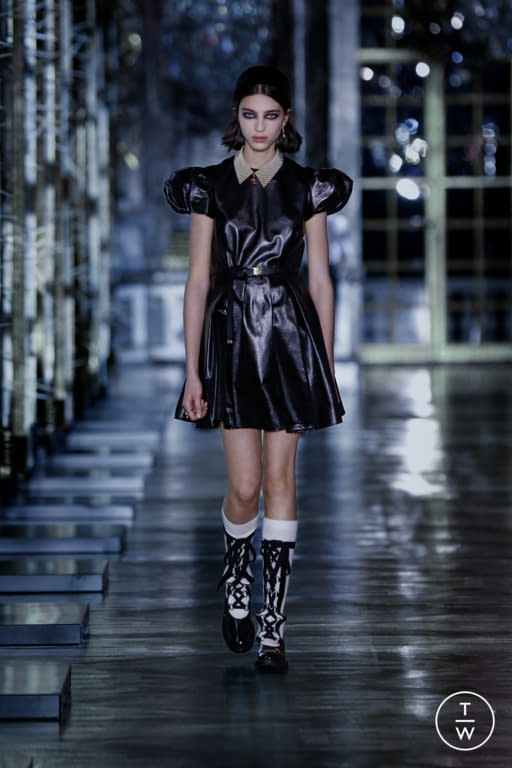 dior aw21 look 5 52c5a3 - Paris Fashion Week and an Invitation to Release Dopamine