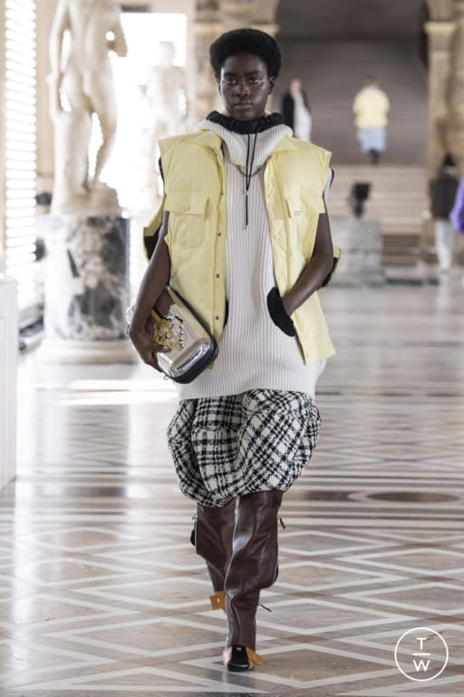 louisvuittonfw21look14 b5fd9f - Paris Fashion Week and an Invitation to Release Dopamine