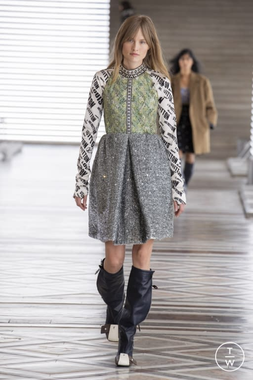 louisvuittonfw21look25 7f0c7f - Paris Fashion Week and an Invitation to Release Dopamine