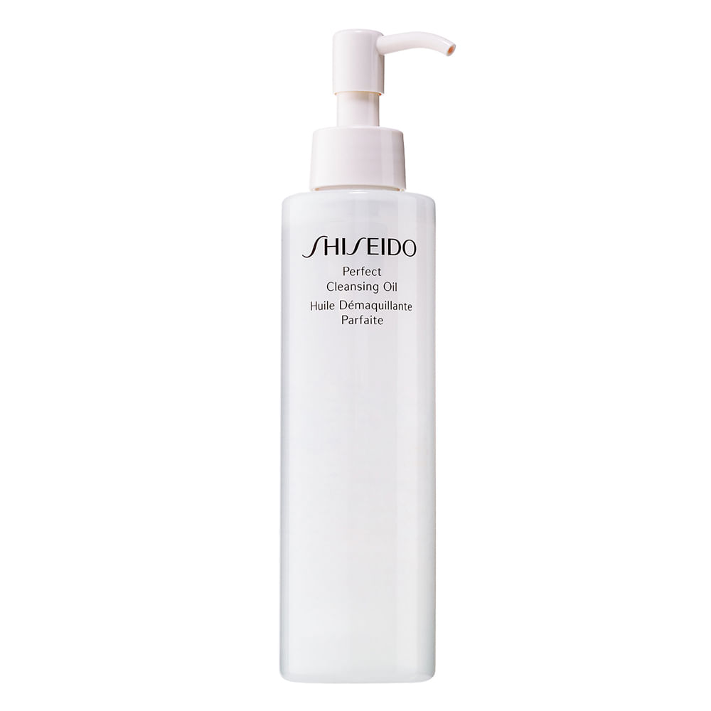 demaquilante shisiedo perfect cleansing oil - BELEZA