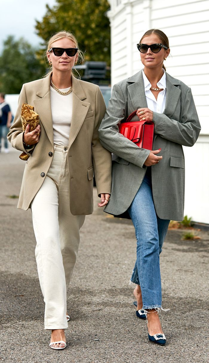 18 It Items That Will Be in Every Street Style Snap Next Month - O Jeito Lolla de Como Usar BLAZER