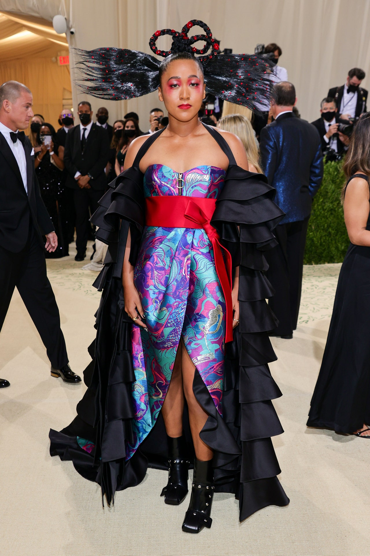 GettyImages 1340129099 - RED CARPET: Os Looks do MET GALA 2021