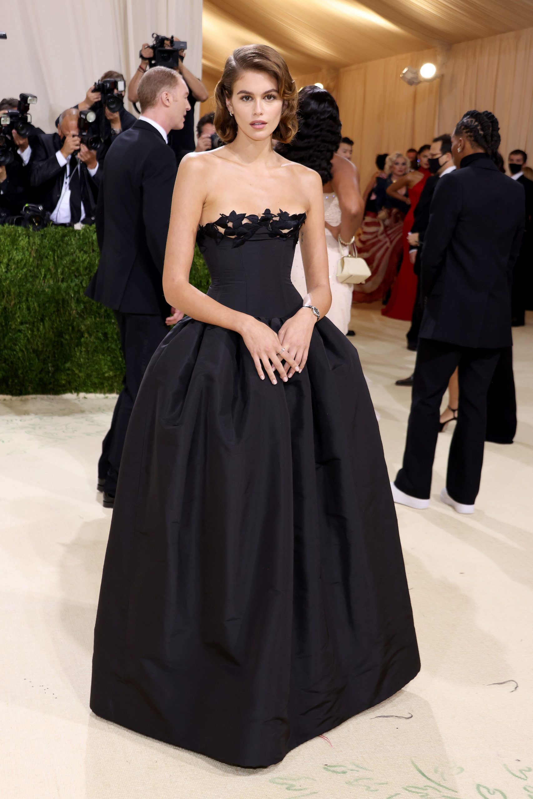GettyImages 1340132830 scaled - RED CARPET: Os Looks do MET GALA 2021