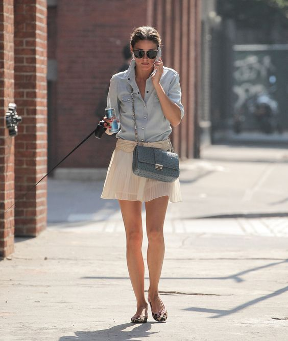 20 Olivia Palermo Summer looks Shannen Adeline 1 - Back to The Office: Chic & Cool Looks Para Trabalhar Lolla Approved