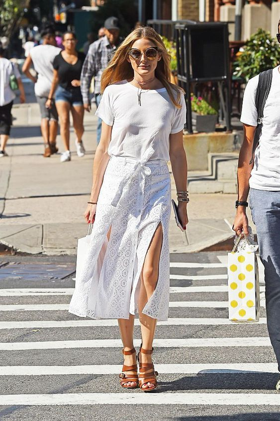 20 Olivia Palermo Summer looks Shannen Adeline - Back to The Office: Chic & Cool Looks Para Trabalhar Lolla Approved