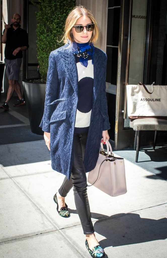 Olivia Palermo Photostream - Back to The Office: Chic & Cool Looks Para Trabalhar Lolla Approved