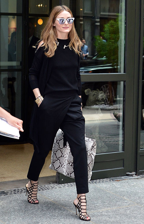 The Ultimate Olivia Palermo Style Guide Tips to Steal Her Look More - Back to The Office: Chic & Cool Looks Para Trabalhar Lolla Approved